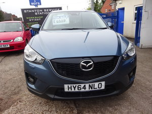 Picture of 2014 64 VALUE MAZDA CX 5 2WD DIESEL ESTATE SUV LOVELY  DRIVER