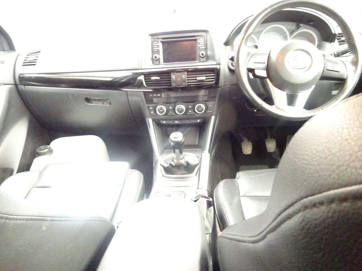 2014 64 VALUE MAZDA CX 5 2WD DIESEL ESTATE SUV LOVELY  DRIVER  For Sale (picture 6 of 6)