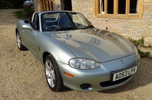 Picture of 2003 Mazda MX5 MK2.5 1.8 Nevada With Hardtop