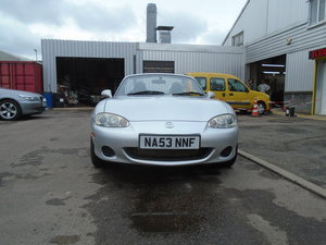 Picture of 2003 Mazda MX-5 Angels 1.6 5 speed Manuel