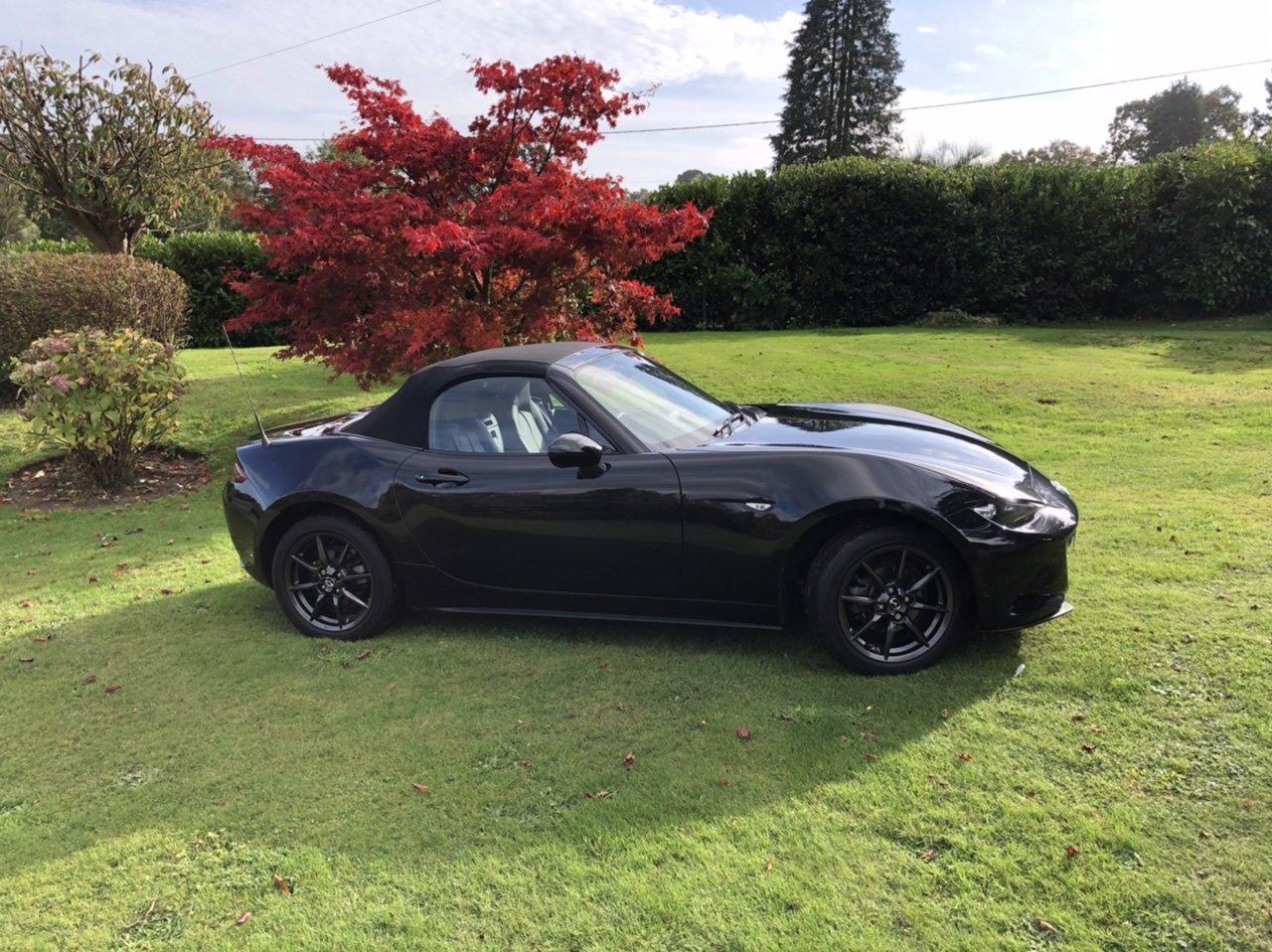 2018 Mazda MX-5 Sport Nav  For Sale (picture 3 of 6)