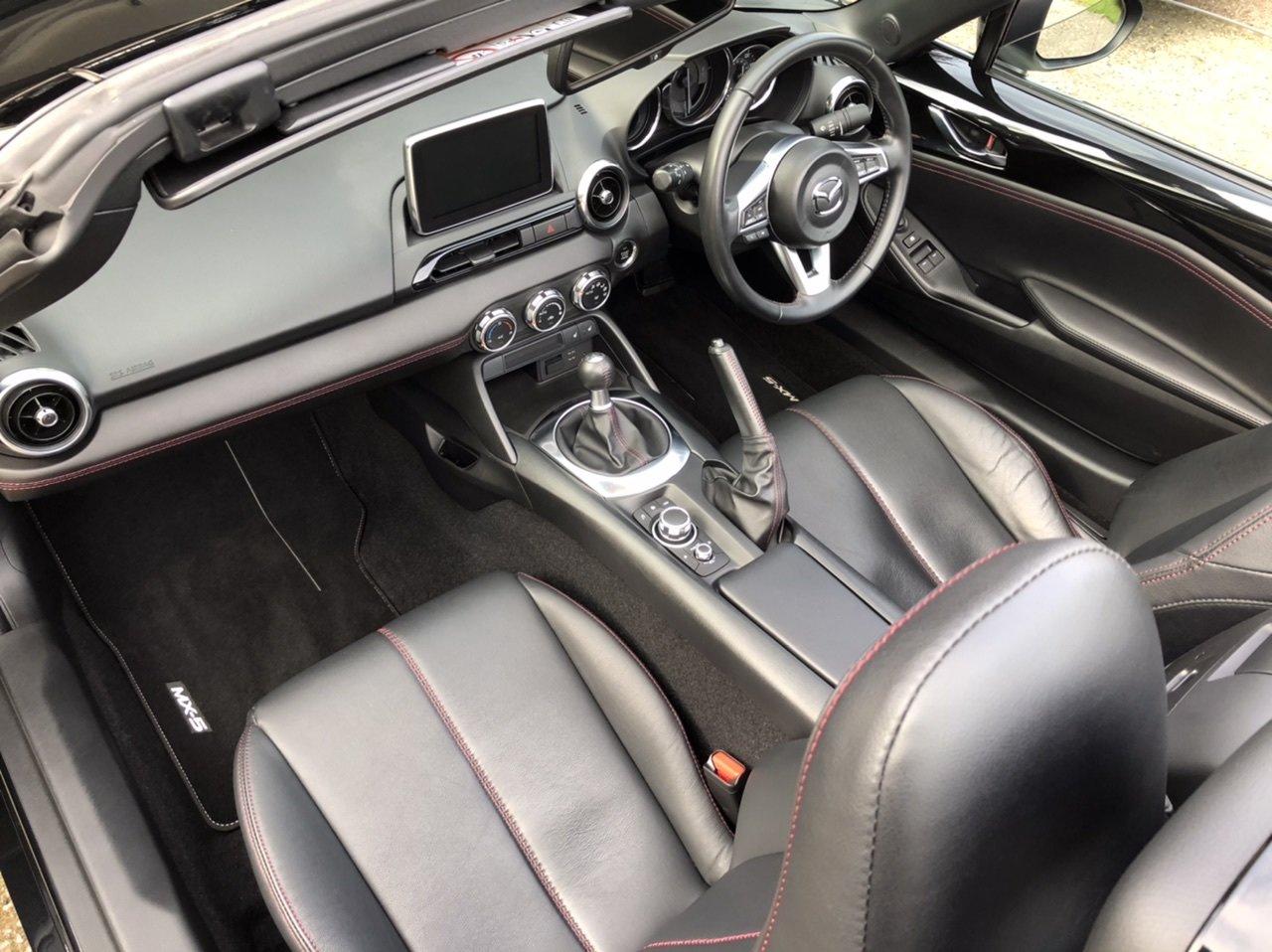 2018 Mazda MX-5 Sport Nav  For Sale (picture 4 of 6)