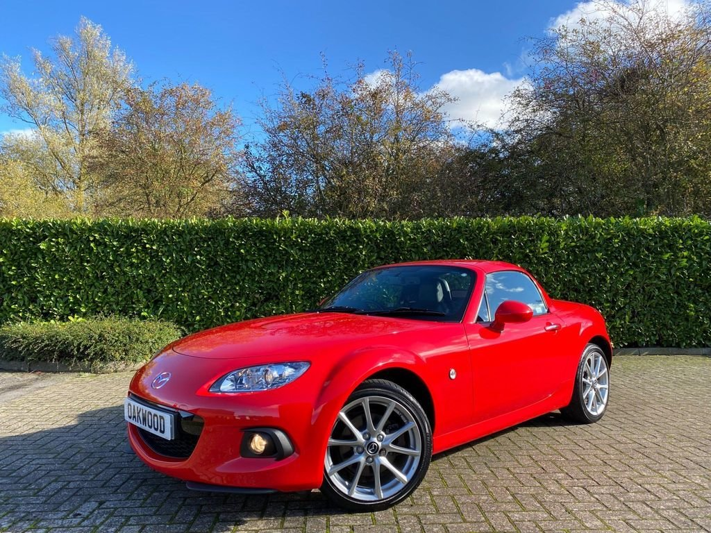 2015 An EXCEPTIONAL Mazda MX-5 2.0i Sport Tech Nav - 1 OWNER 19K For Sale (picture 1 of 6)