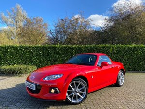 An EXCEPTIONAL Mazda MX-5 2.0i Sport Tech Nav - 1 OWNER 19K