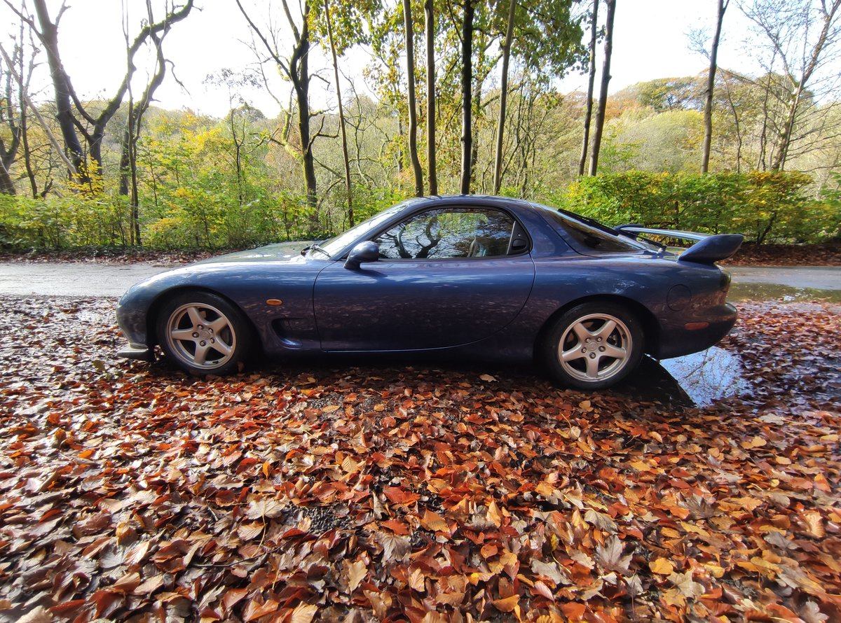 1999 Mazda RX7 Type RB-S For Sale (picture 1 of 2)