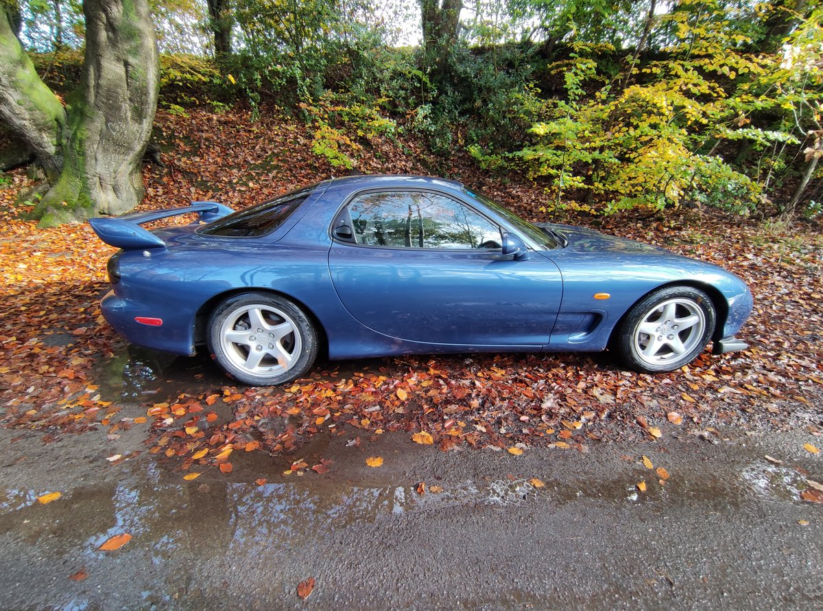 1999 Mazda RX7 Type RB-S For Sale (picture 2 of 2)