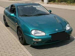Picture of 1998 Super rare Japanese coupe, 1.8L V6 sounds amazing!