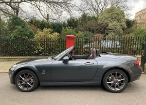 Brilliant little Mazda MX-5