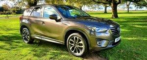 2016 LHD Mazda CX-5 2.2D SPORT NAV, LEFT HAND DRIVE