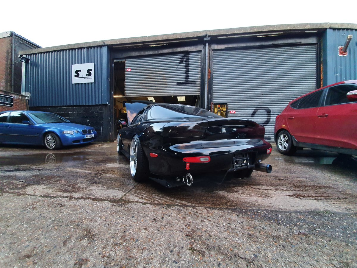 1995 Mazda RX7 single turbo import For Sale (picture 3 of 6)