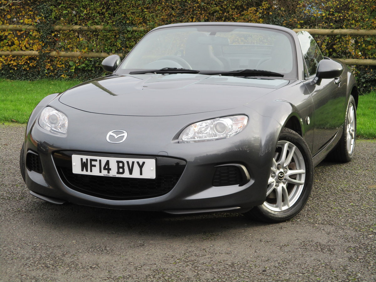 2014 Exceptional MX5 1.8 SE MK3.75. MX5 SPECIALISTS For Sale (picture 2 of 6)