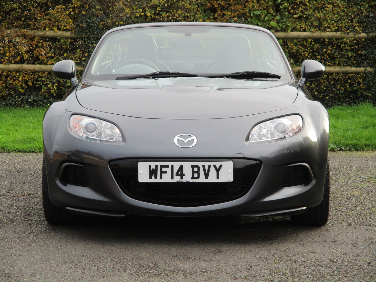 2014 Exceptional MX5 1.8 SE MK3.75. MX5 SPECIALISTS For Sale (picture 3 of 6)