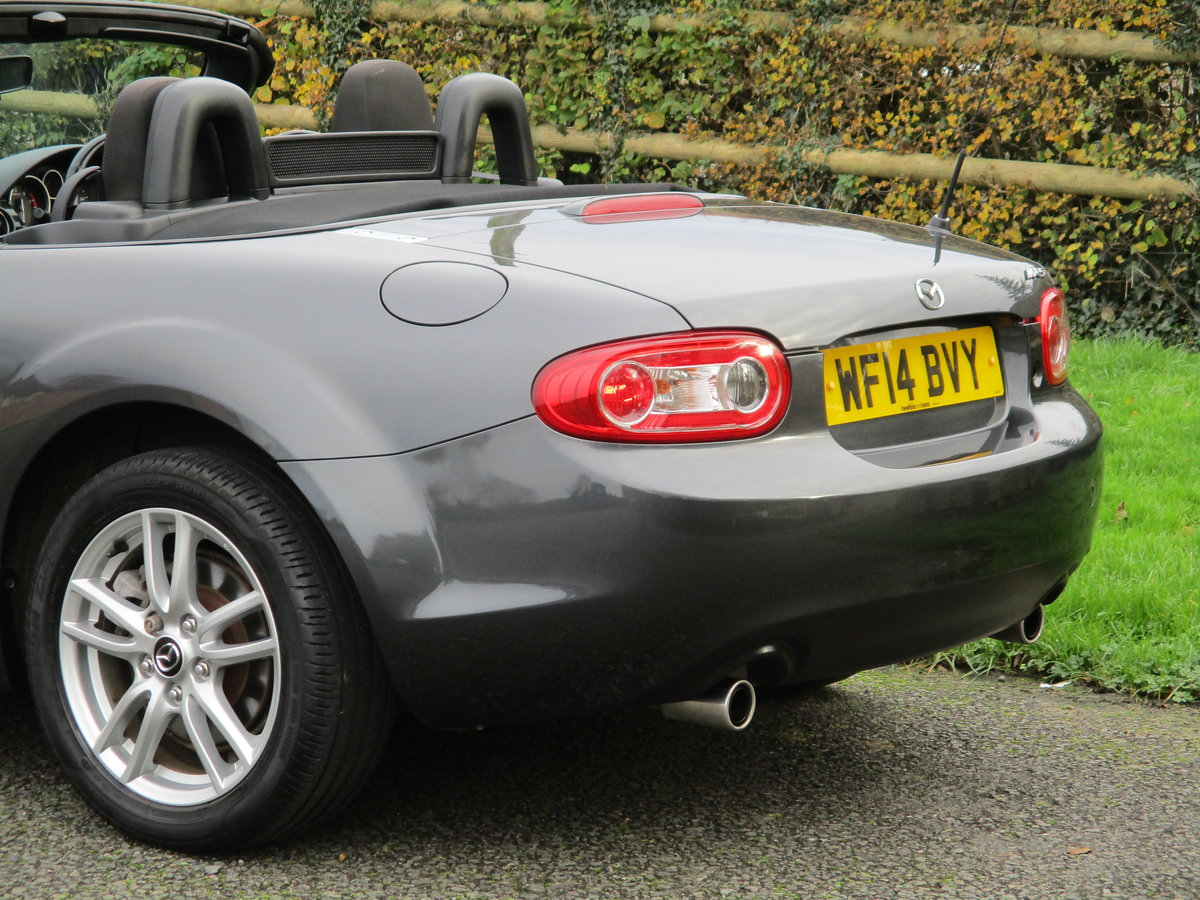 2014 Exceptional MX5 1.8 SE MK3.75. MX5 SPECIALISTS For Sale (picture 6 of 6)