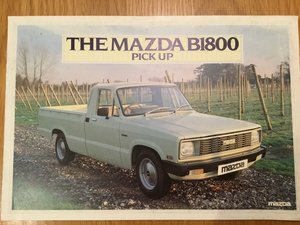 Picture of 1983 Mazda pick up B1800 For Sale