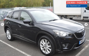 Mazda CX5 Sport Nav D 4x4 - 60,775 Miles -Auction 25th