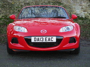 Picture of 2013 Exceptional low mileage MX5 1.8 SE HARD TOP. MX5 SPECIALISTS For Sale