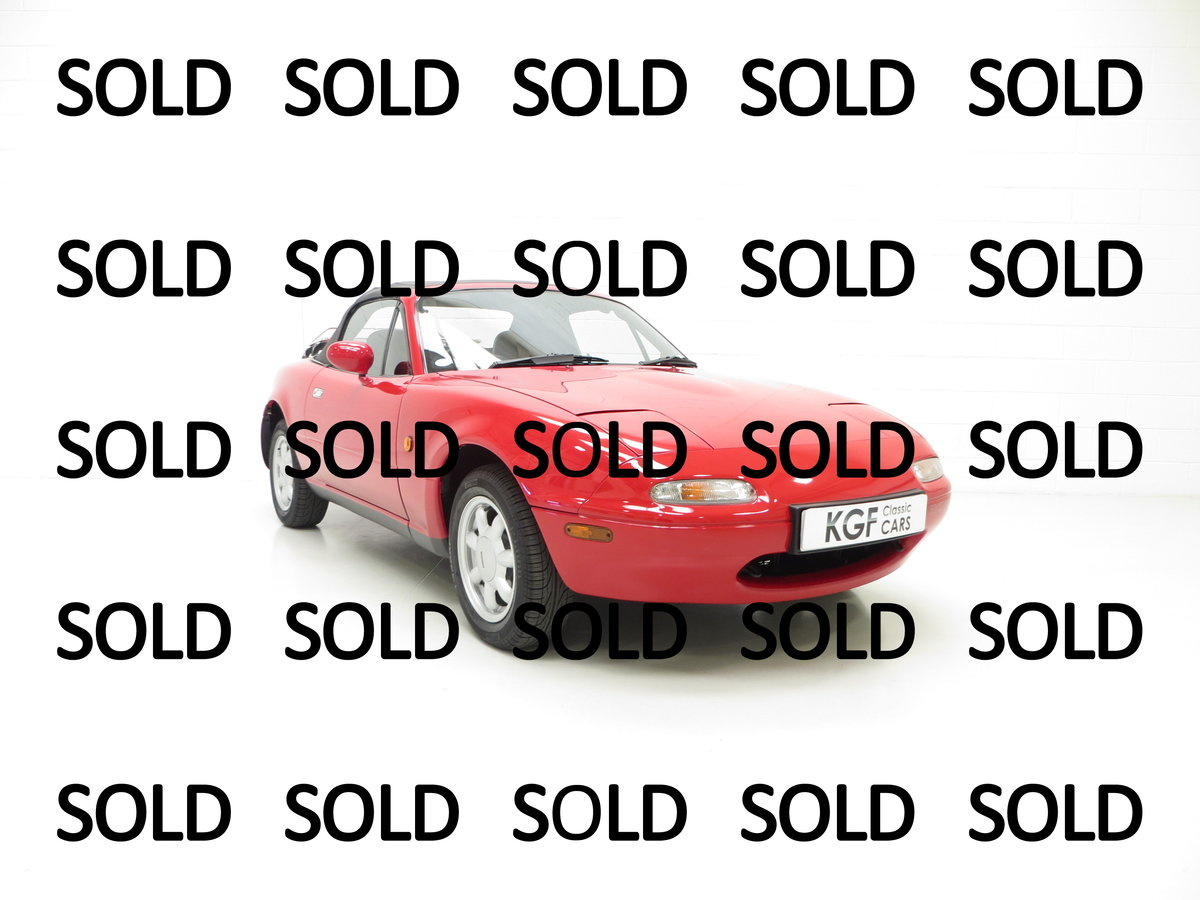 1990 Thinking of selling your Mazda MX5 (picture 1 of 7)