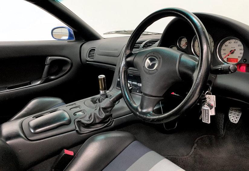 2002 Mazda RX7 *Deposit Taken* SOLD (picture 5 of 10)