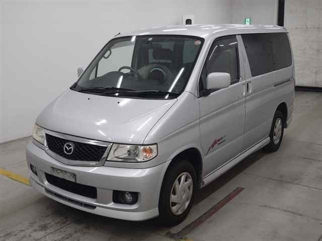 2003 MAZDA BONGO FRIENDEE 2.0 AUTOMATIC CAMPER VAN * 8 SEATER DAY For Sale (picture 1 of 6)