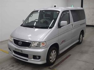 MAZDA BONGO FRIENDEE 2.0 AUTOMATIC CAMPER VAN * 8 SEATER DAY