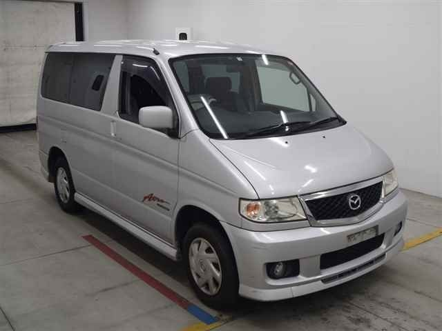 2003 MAZDA BONGO FRIENDEE 2.0 AUTOMATIC CAMPER VAN * 8 SEATER DAY For Sale (picture 2 of 6)