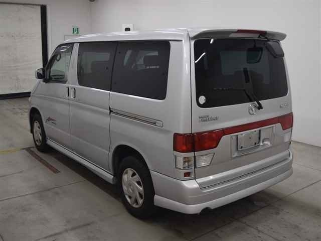 2003 MAZDA BONGO FRIENDEE 2.0 AUTOMATIC CAMPER VAN * 8 SEATER DAY For Sale (picture 3 of 6)