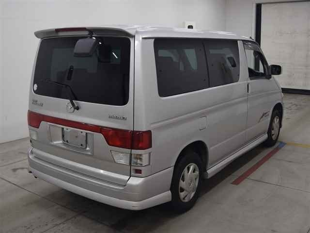 2003 MAZDA BONGO FRIENDEE 2.0 AUTOMATIC CAMPER VAN * 8 SEATER DAY For Sale (picture 4 of 6)