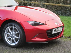Picture of 2017 Exceptional low mileage MX5 Skyactiv-G 1.5. MX5 SPECIALISTS For Sale