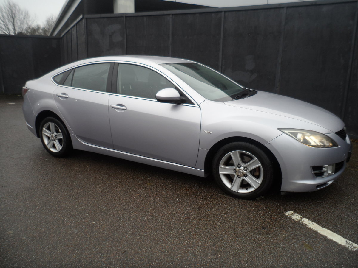 2009 MAZDA 6 HACHBACK 5 DOOR T2 2.2cc DIESEL 6 SPEED MAN NEW MOT For Sale (picture 3 of 11)