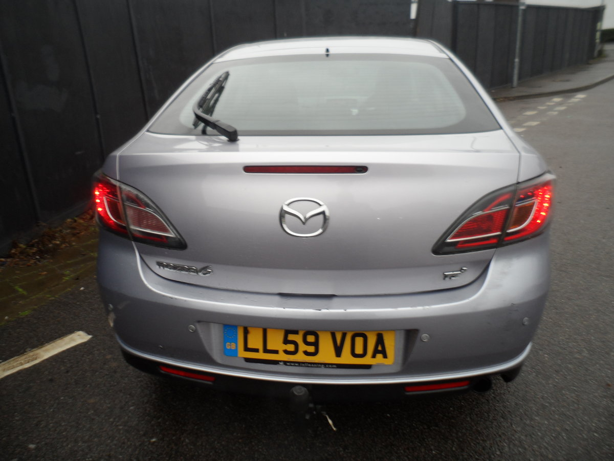 2009 MAZDA 6 HACHBACK 5 DOOR T2 2.2cc DIESEL 6 SPEED MAN NEW MOT For Sale (picture 4 of 11)