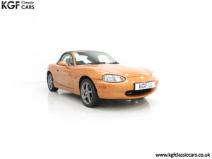Picture of 1999 A Launch Colour Mazda MX-5 1.8i with Only 19,571 Miles SOLD