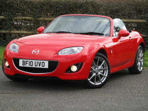 Picture of 2010 Exceptional low mileage MX5 20th Anniversary MX5 SPECIALISTS For Sale