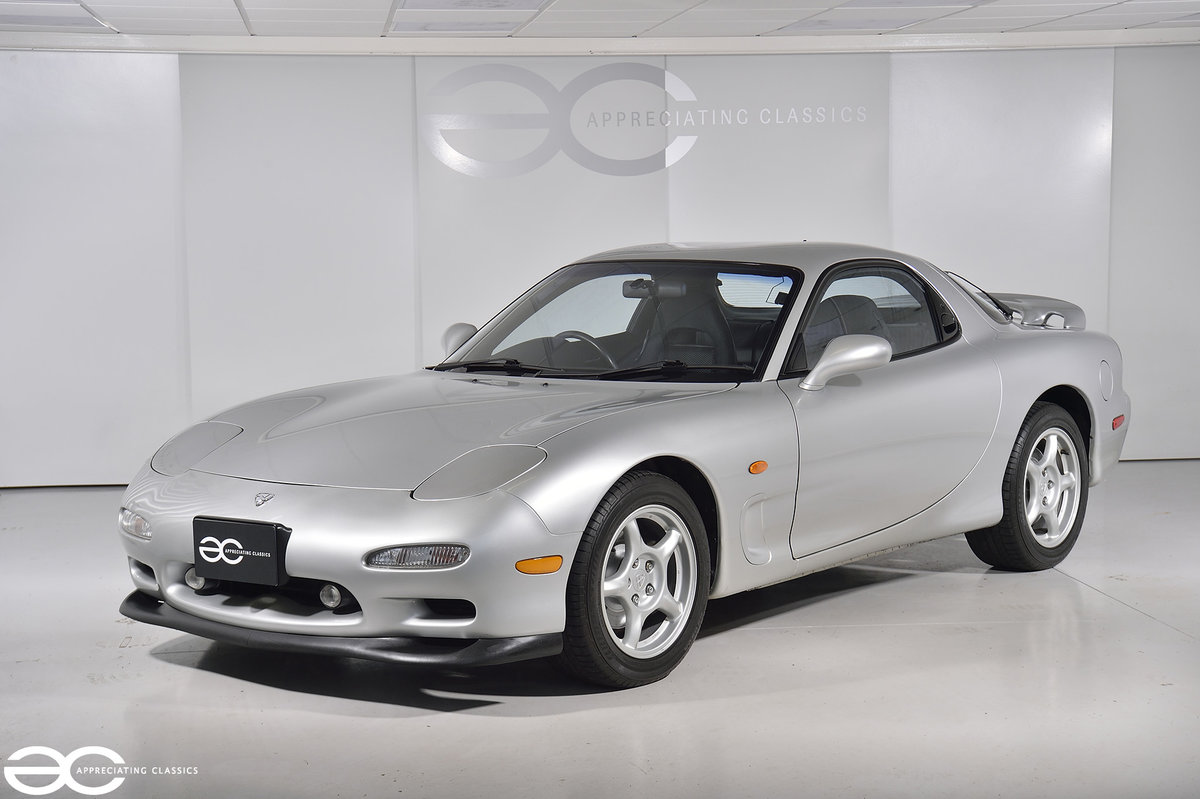 1995 Incredible Mazda RX7 Type R Bathurst - 7K Miles SOLD (picture 2 of 12)