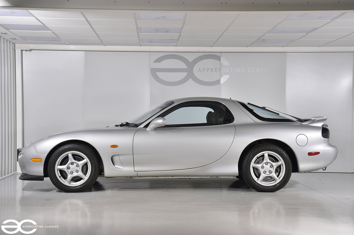 1995 Incredible Mazda RX7 Type R Bathurst - 7K Miles SOLD (picture 4 of 12)