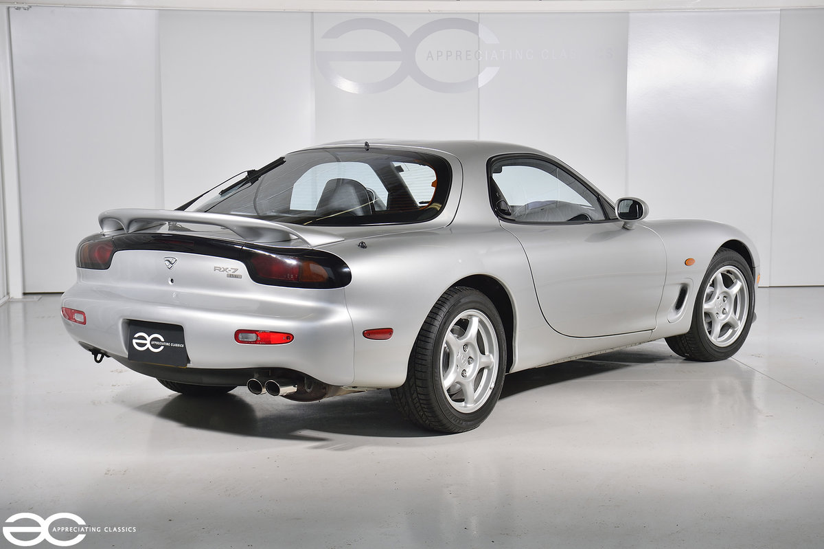 1995 Incredible Mazda RX7 Type R Bathurst - 7K Miles SOLD (picture 5 of 12)