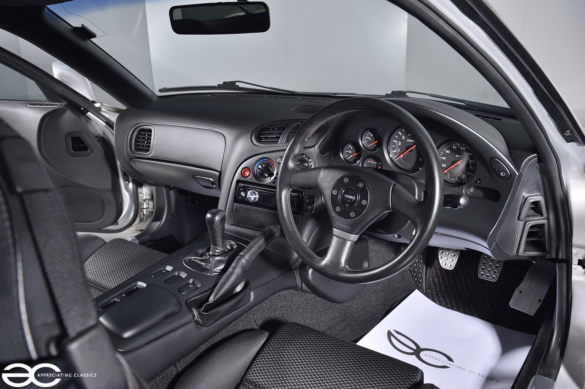 1995 Incredible Mazda RX7 Type R Bathurst - 7K Miles SOLD (picture 8 of 12)
