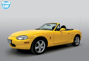 Picture of 2001 Mazda MX-5 California 2 owners 35,300 miles beautiful! SOLD