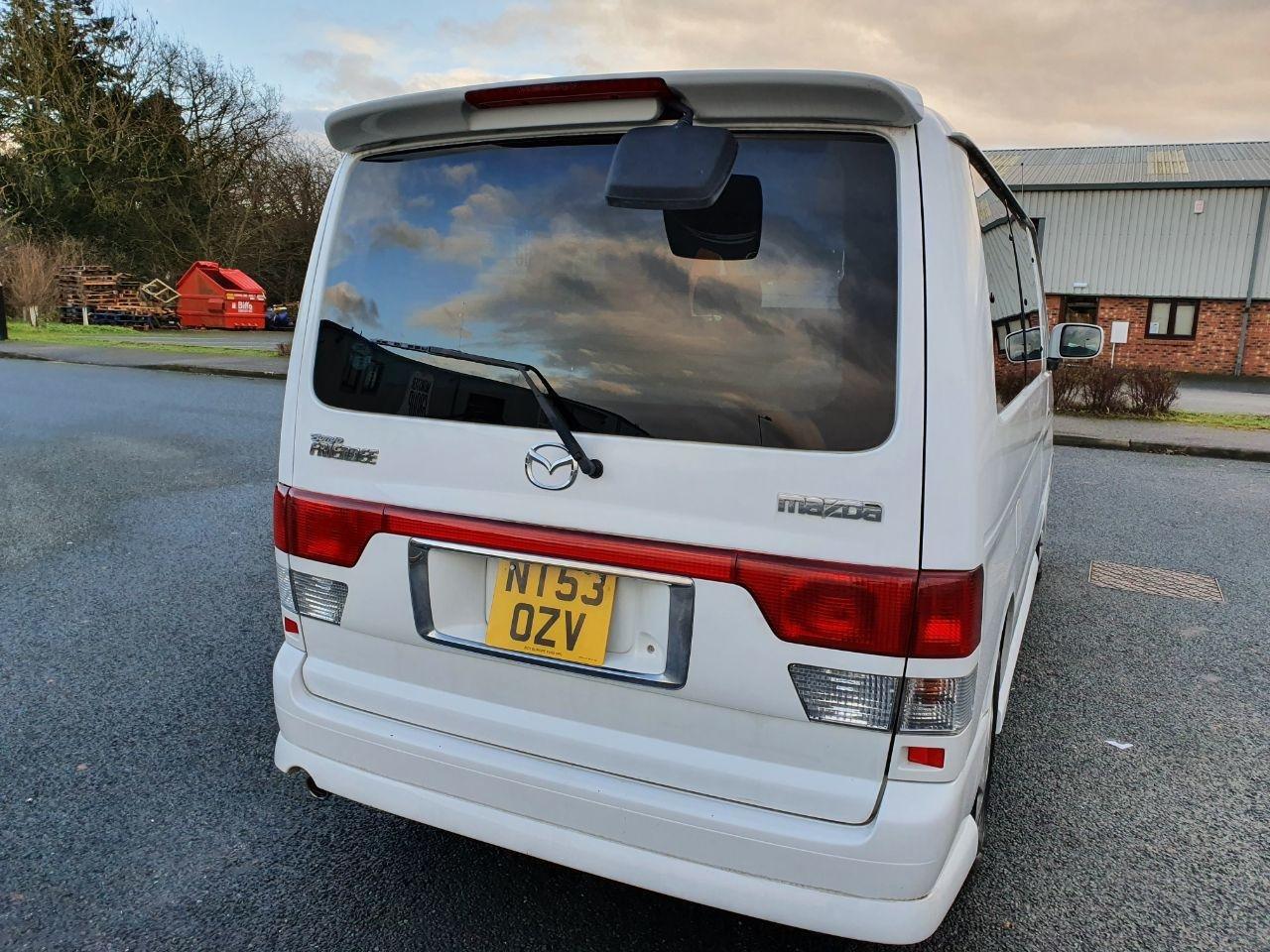 2003 Mazda Bongo Aero - 8 Seats MPV - Day Van - Camper For Sale (picture 5 of 12)