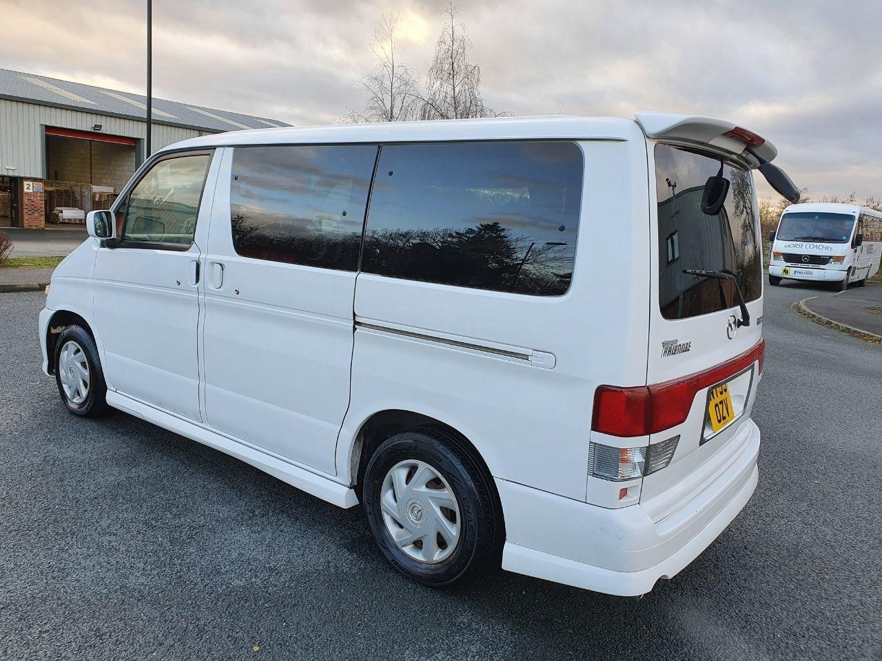 2003 Mazda Bongo Aero - 8 Seats MPV - Day Van - Camper For Sale (picture 6 of 12)