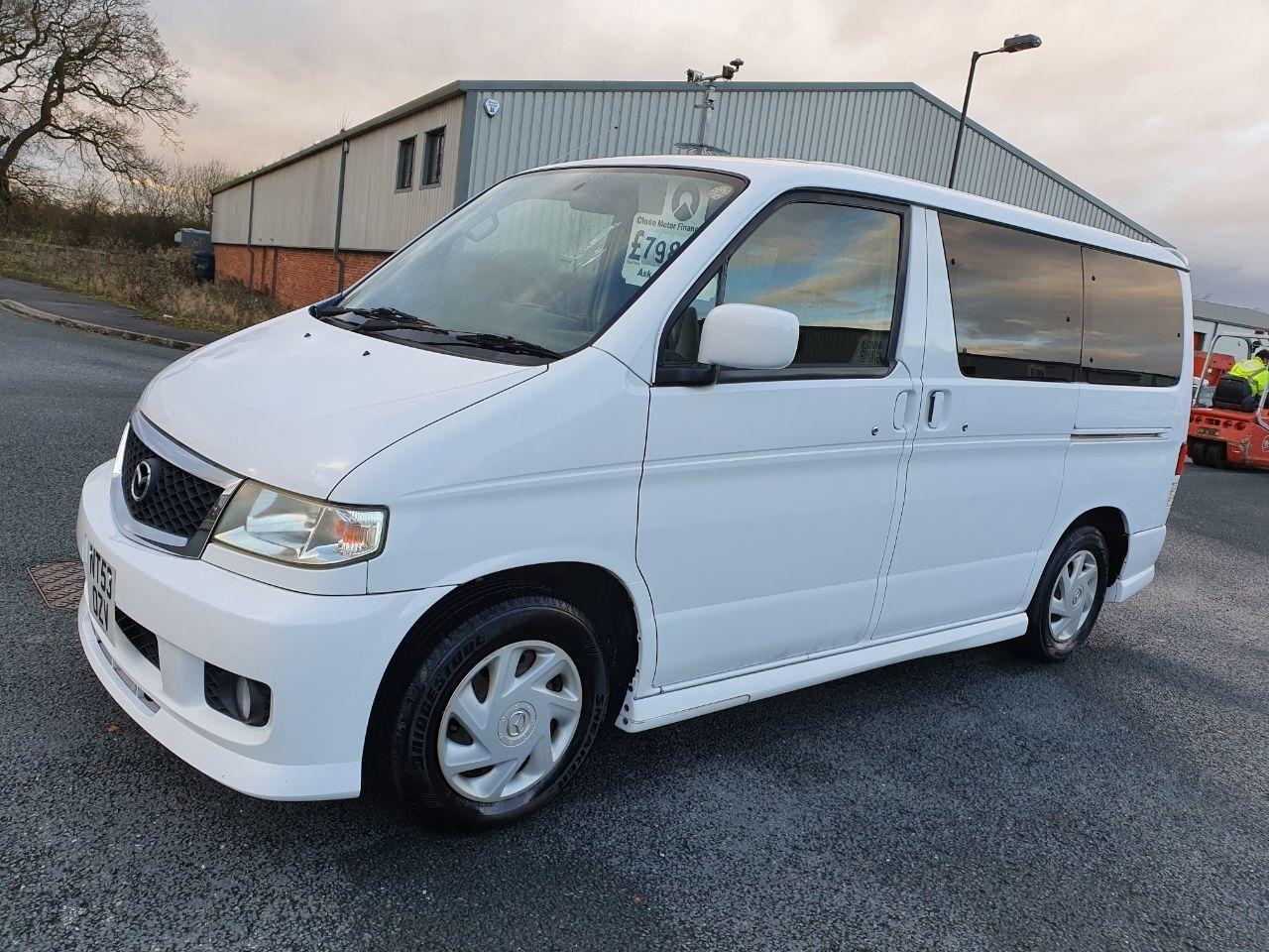 2003 Mazda Bongo Aero - 8 Seats MPV - Day Van - Camper For Sale (picture 7 of 12)