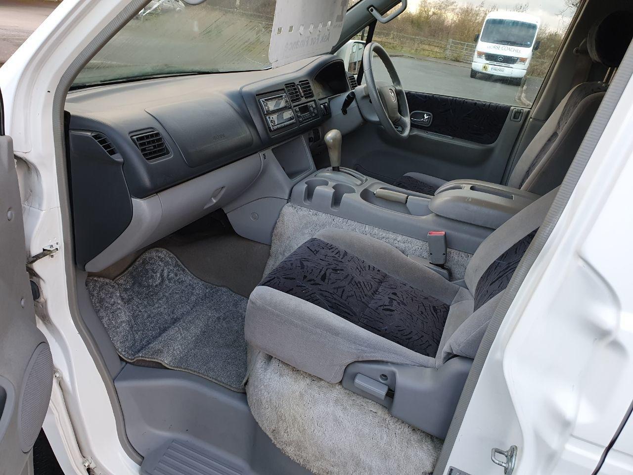 2003 Mazda Bongo Aero - 8 Seats MPV - Day Van - Camper For Sale (picture 8 of 12)