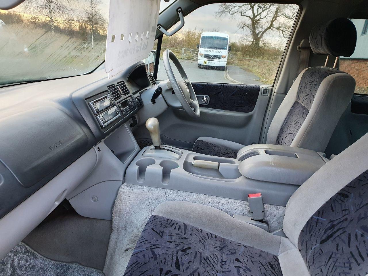 2003 Mazda Bongo Aero - 8 Seats MPV - Day Van - Camper For Sale (picture 9 of 12)