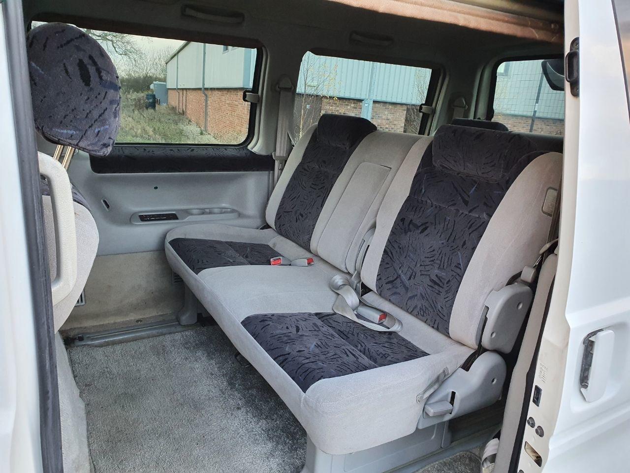 2003 Mazda Bongo Aero - 8 Seats MPV - Day Van - Camper For Sale (picture 10 of 12)