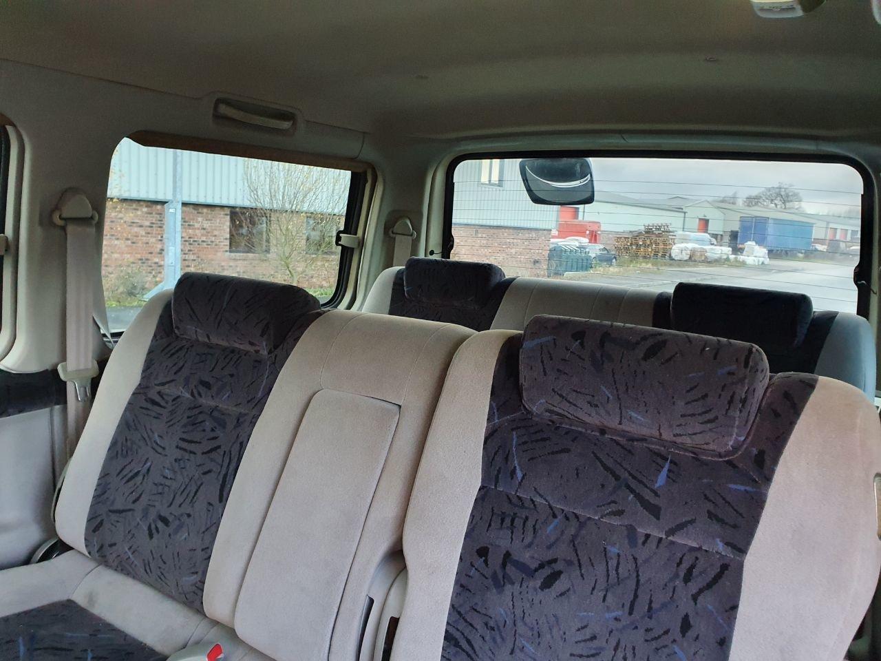 2003 Mazda Bongo Aero - 8 Seats MPV - Day Van - Camper For Sale (picture 11 of 12)