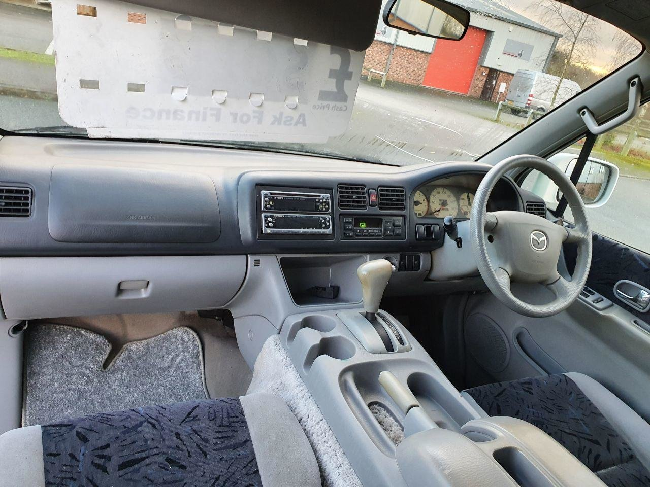 2003 Mazda Bongo Aero - 8 Seats MPV - Day Van - Camper For Sale (picture 12 of 12)