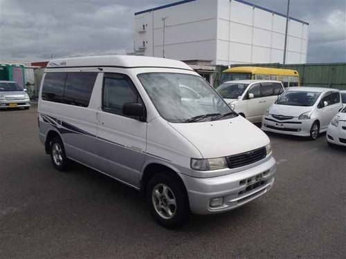 1998 Mazda Bongo 2.5 Diesel Turbo, Fresh Import  For Sale (picture 1 of 5)