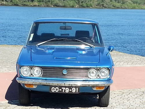 Mazda 1800 Sedan Deluxe 1.8 year 1972 For Sale (picture 1 of 4)