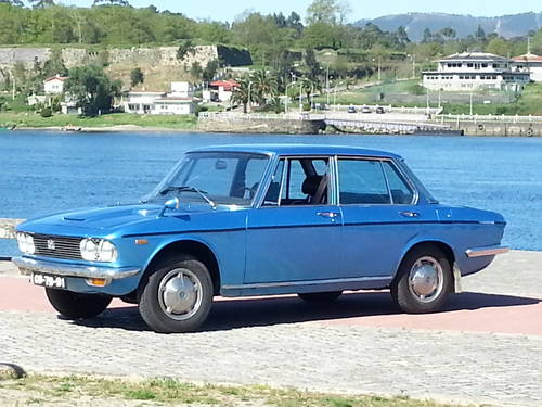 Mazda 1800 Sedan Deluxe 1.8 year 1972 For Sale (picture 2 of 4)