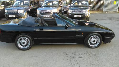 1992 RX7  TURBO  CONVERTIBLE 1 OWNER  VERY LOW MILES  For Sale (picture 3 of 6)