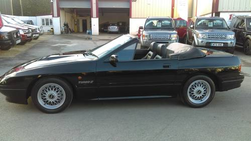 1992 RX7  TURBO  CONVERTIBLE 1 OWNER  VERY LOW MILES  For Sale (picture 4 of 6)